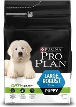 Pro Plan Puppy Large Robust - Kip Met Optistart - Puppyvoer - 12 kg