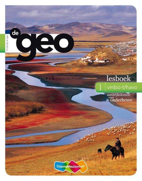 De geo / 1 VMBO-t/Havo / deel Lesboek - none |