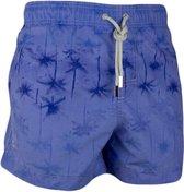 Ramatuelle Zwembroek Heren - Palm Beach Zwembroek - Maat M  - Kleur  Blauw / Cornflower
