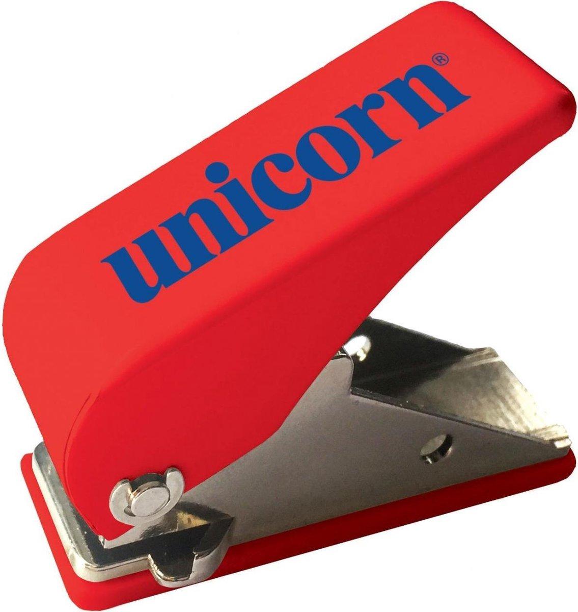 Unicorn Flight Punch Machine Rood