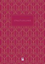 Structuurjunkie - Notitieboek