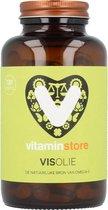 Vitaminstore  - Visolie omega 3 - 120 softgels