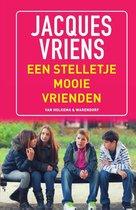 Boek cover Een stelletje mooie vrienden van Jacques Vriens