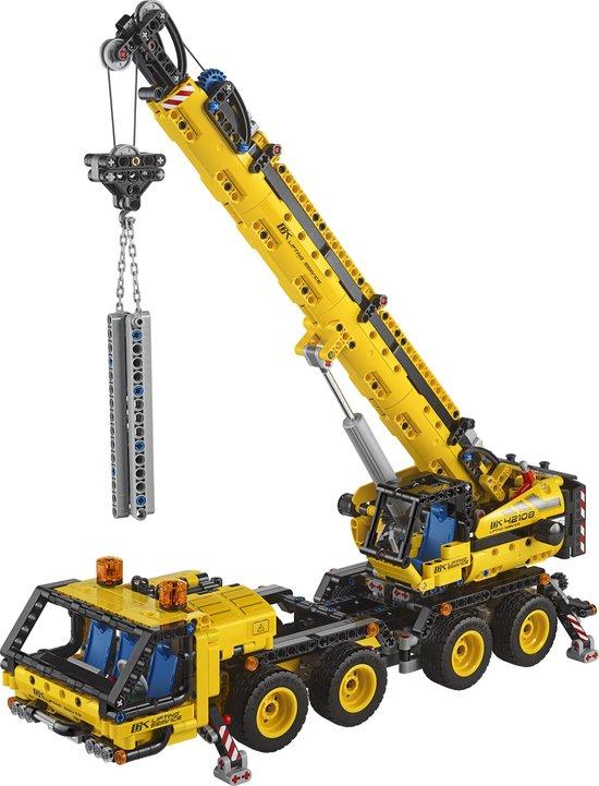 LEGO Technic Mobiele Kraan - 42108