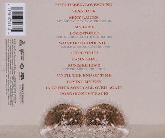 Justin Timberlake - Futuresex/Lovesounds - Justin Timberlake