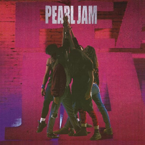 Ten (LP) - Pearl Jam