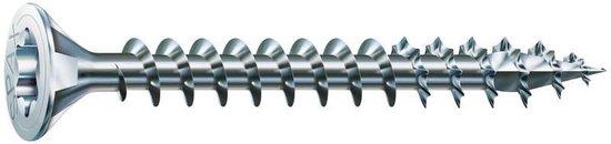 Spax Spaanplaatschroef Verzinkt Torx 5.0 x 80 mm - 100 stuks