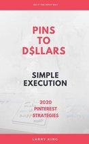 Boekomslag van 'Pins to Dollars'