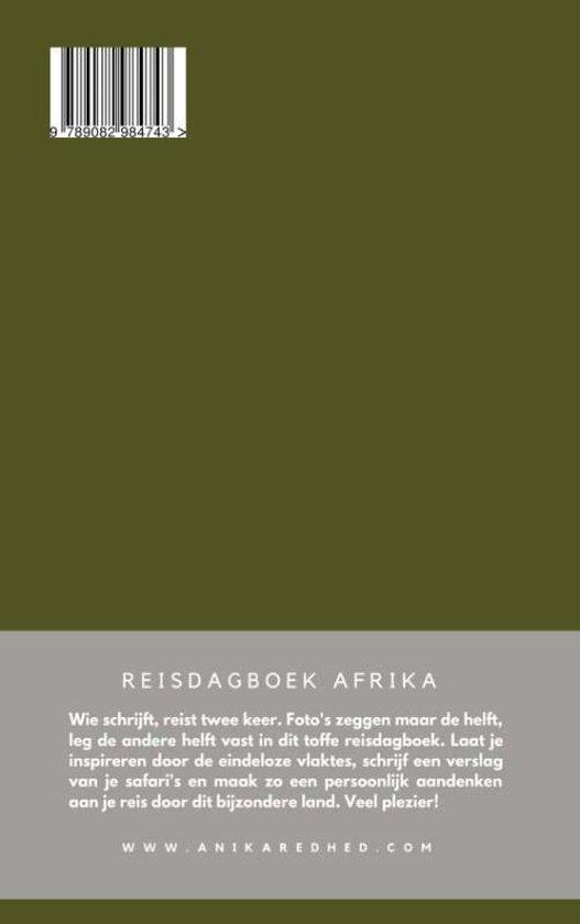 Reisdagboek Afrika