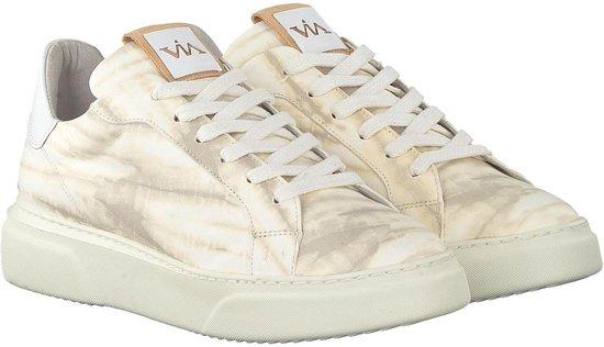 Via Vai Dames Lage Sneakers Juno Uni - Beige Maat 38 BbsOAV