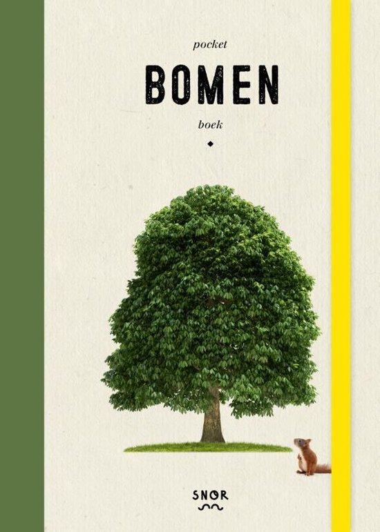 Pocket Bomenboek - Gerard Janssen  