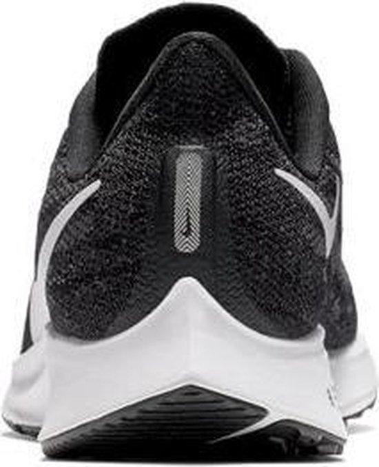 Nike Wmns Air Zoom Pegasus 36 Dames Hardloopschoenen - Black/White-Thunder  Grey - Maat 38