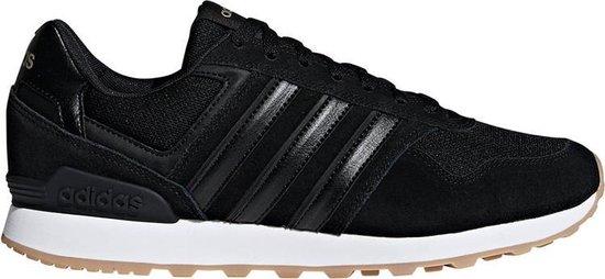 adidas 10K sneakers heren zwart/wit