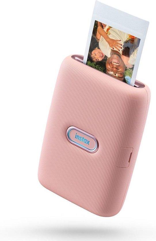 Fujifilm Instax Mini Link - Dusky Pink