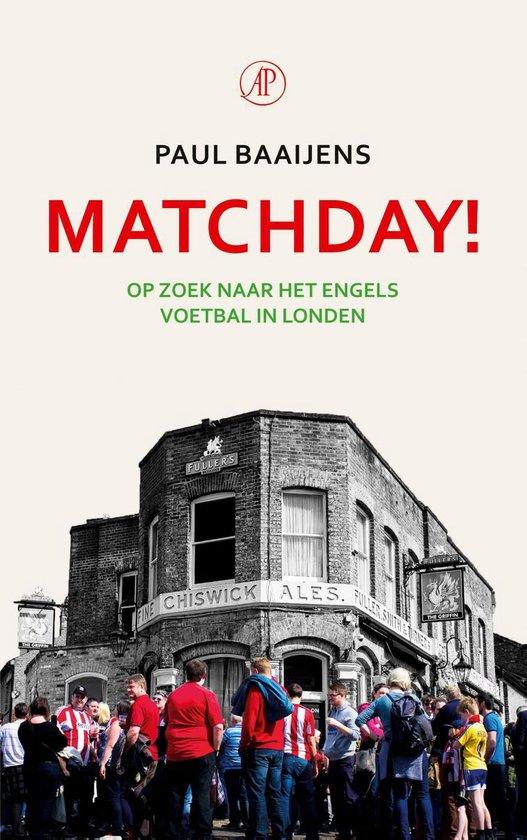 Matchday! - Paul Baaijens | Fthsonline.com