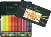 Faber-Castell Polychromos kleurpotlood - 120st. - blik - FC-110011