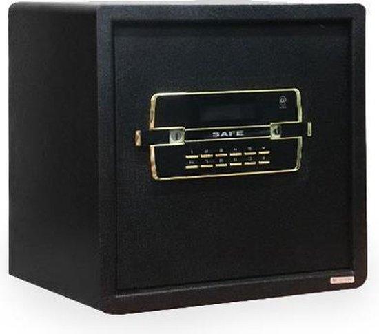 """""""Privékluis compact - 37,5x32x38 - Inclusief set noodsleutels"""""""