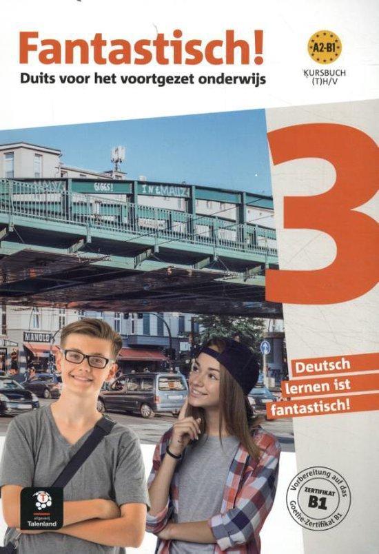 Fantastisch! A2-B1 (T)H/V Kurschbuch