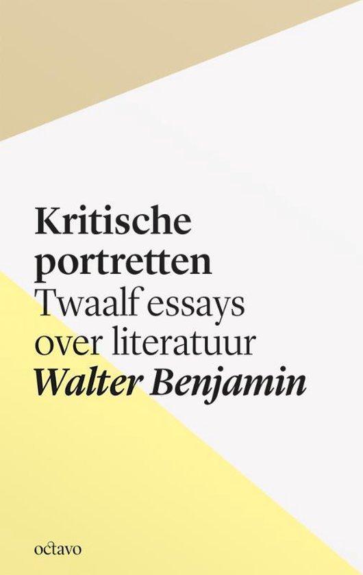 Basisserie 20 - Kritische portretten - Walter Benjamin   Fthsonline.com