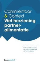 Commentaar & Context  -   Wet herziening partneralimentatie