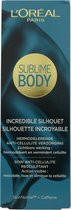 L'Oréal Paris Sublime Body Incredible Silhouet Hermodelerende Anti-Cellulite Verzorging - Normale Huid - 200 ml - Body Milk