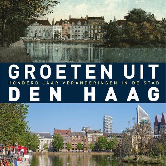 Boek cover Groeten uit Den Haag van Robert Mulder (Hardcover)