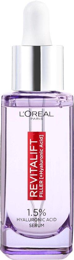 L'Oréal Paris Revitalift Filler Hyaluronzuur Serum - Anti Rimpel - 30 ml