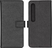 iMoshion Luxe Booktype Xiaomi Mi 10 (Pro) hoesje - Zwart