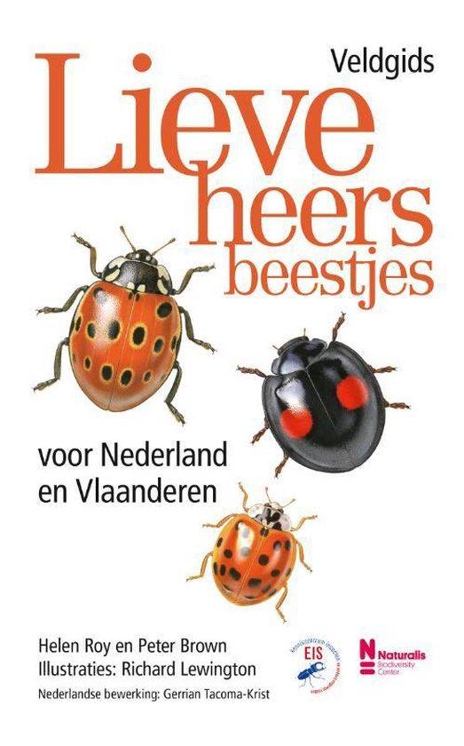 Boek cover Veldgids lieveheersbeestjes voor Nederland en Vlaanderen van Helen Roy (Paperback)