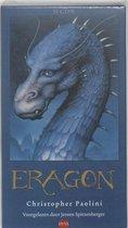 Omslag Eragon Luisterboek Cd