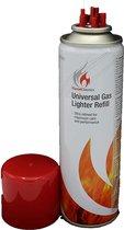Butaan Gasfles / Aansteker navulgas - 250 ml