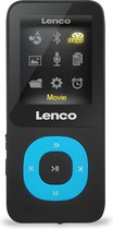 Lenco Xemio-769BU - MP3-Speler met 8GB intern gehe