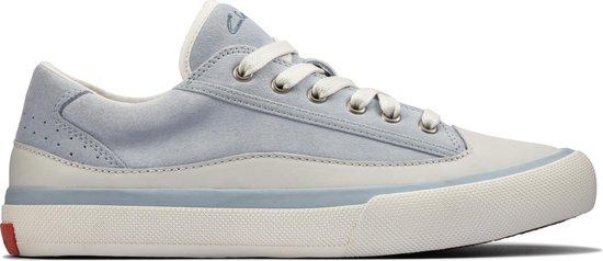 Clarks – Dames schoenen – Aceley Lace – D – pale blue – maat 4,5