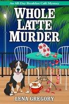 Omslag Whole Latte Murder