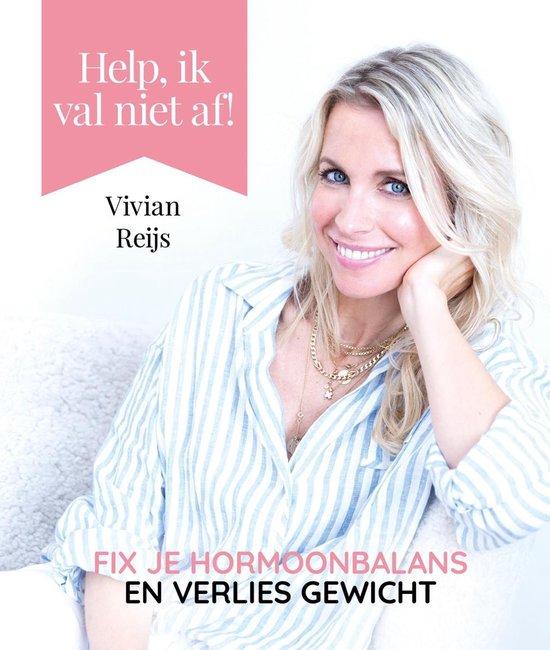 Boek cover Help, ik val niet af! van Vivian Reijs (Onbekend)
