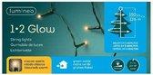 Kerstverlichting 1-2 glow 150cm 126xLED