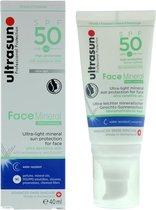 Ultrasun Face Mineral SPF50 - 40 ml