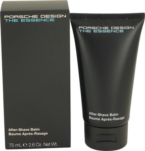 Porsche The Essence By Porsche Design Aftershave Balm 75 ml - Fragrances For Men