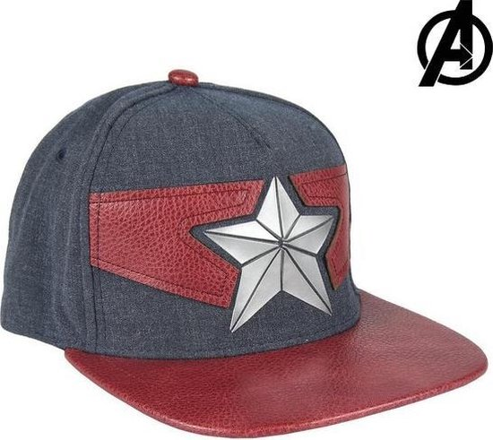 Kinderpet Captain America The Avengers 56cm Baseball Cap