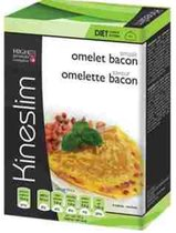 Kineslim omelet bacon        @ 4 st