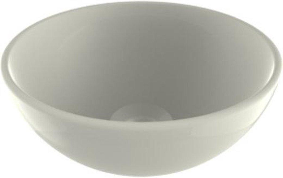 Plieger Mini Round waskom Ø26x12cm wit