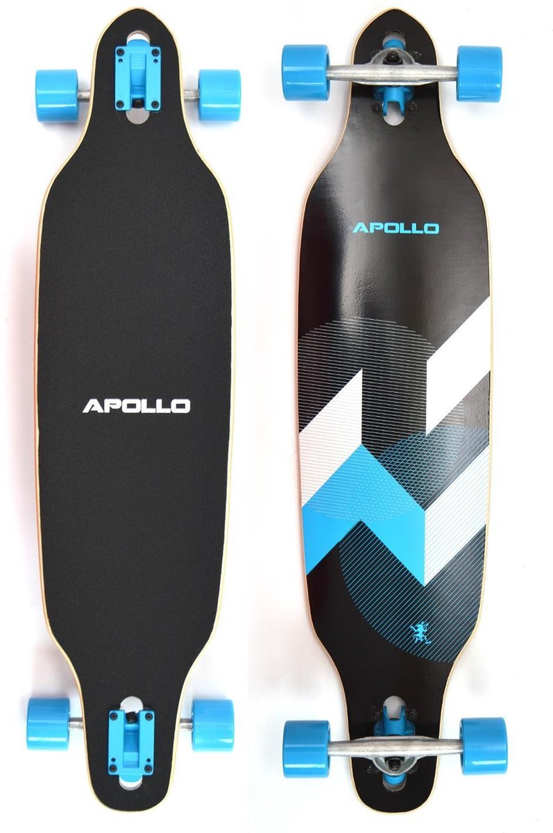 Apollo Twin Tip DT Longboard Matei