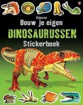 Bouw je Dinosaurussen eigen stickerboek