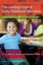 Omslag The Leading Edge of Early Childhood Education