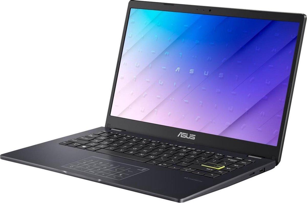 "ASUS VivoBook 14 E410MA-EK211T DDR4-SDRAM Notebook 35,6 cm (14"") 1920 x 1080 Pixels Intel® Celeron® N 4 GB 256 GB SSD Wi-Fi 5 (802.11ac) Windows 10 Home Blauw"