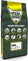 Volwassen 12 kg Yourdog shiba hondenvoer