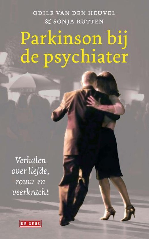 Boek cover Parkinson bij de psychiater van Odile van den Heuvel (Paperback)