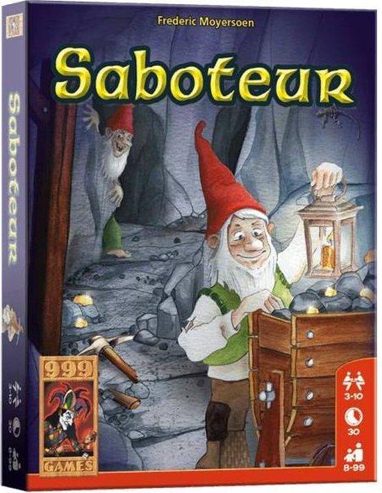 Afbeelding van Saboteur speelgoed