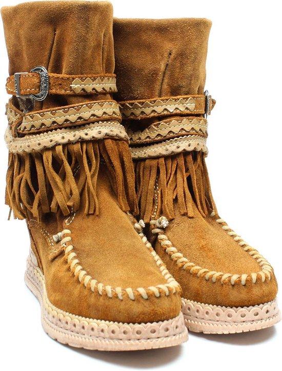 El Vaquero Gwen Boots Dames - Bruin, ,38 / 5 rqbUJF