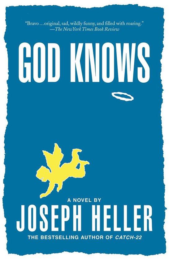 Boek cover God Knows van Joseph L Heller (Paperback)